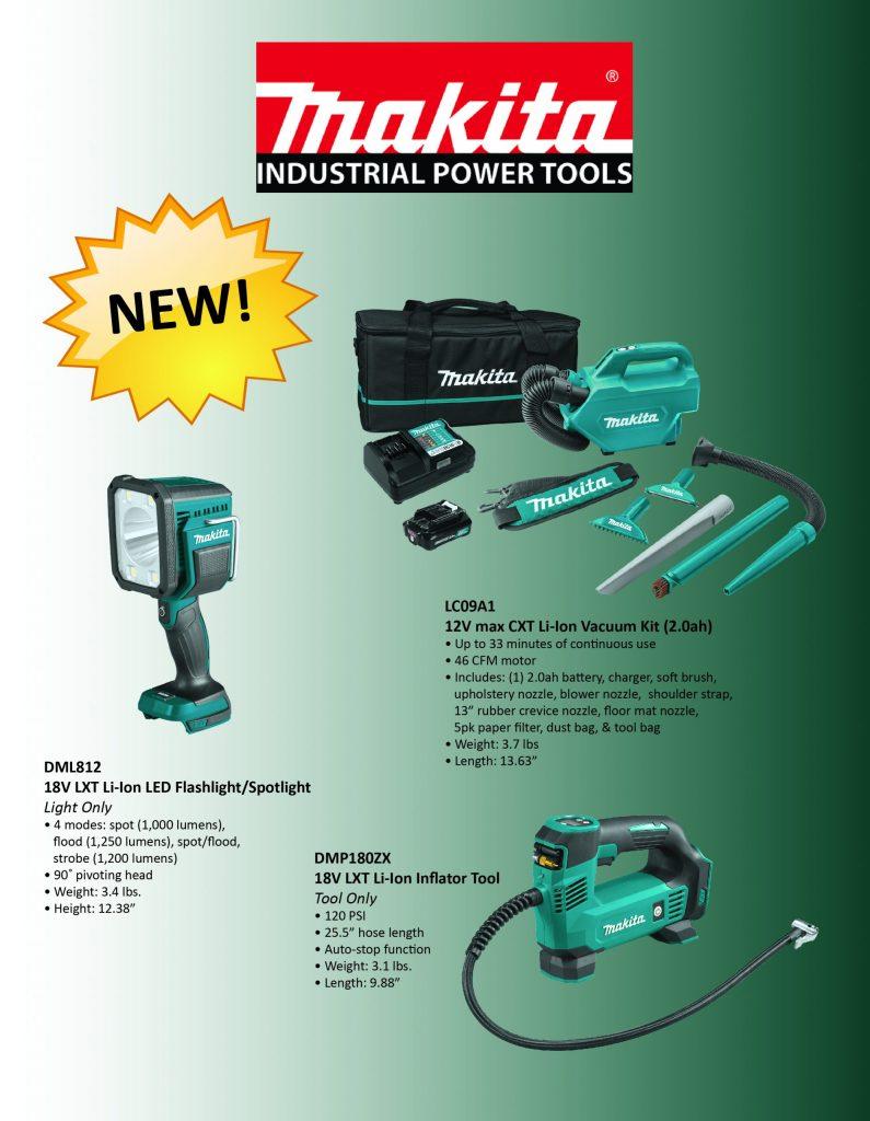Featured Makita Tools